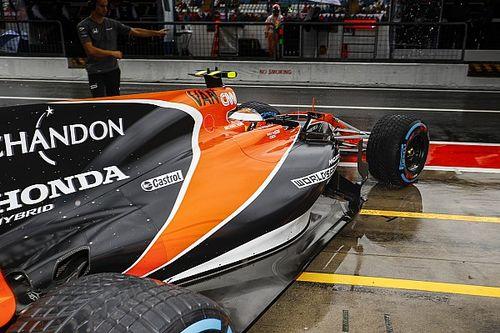 """McLaren: """"Jó munkát végeztünk"""""""