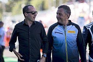 Pirelli: Kubica precisa de mais tempo para mostrar ritmo