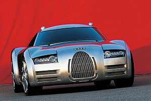 Automotive Nieuws Audi overweegt tóch om een hypercar te maken
