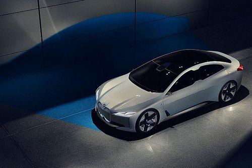 BMW i Vision Dynamic, un concept muy eléctrico