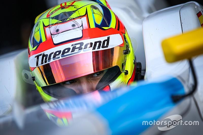 Palou, con Campos en Jerez para la FIA F2