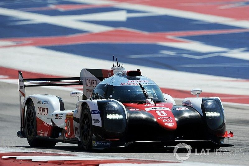 WEC Austin: Toyota biedt weerstand en eindigt derde training bovenaan