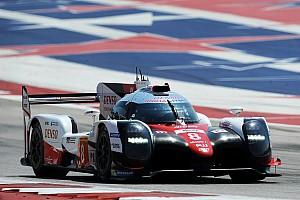 WEC Trainingsbericht WEC 6h Austin: Toyota powert sich im Abschlusstraining nach vorn