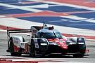 WEC WEC Austin: Toyota biedt weerstand en eindigt derde training bovenaan