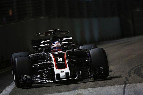 Haas: Les difficultés de Singapour étaient juste passagères