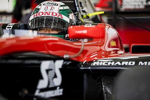 GP3: Fukuzumi lidera y Siebert es tercero en los entrenamientos