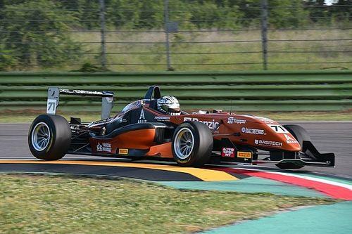 F2 Italian Trophy: prima pole stagionale per Riccardo Ponzio ad Imola