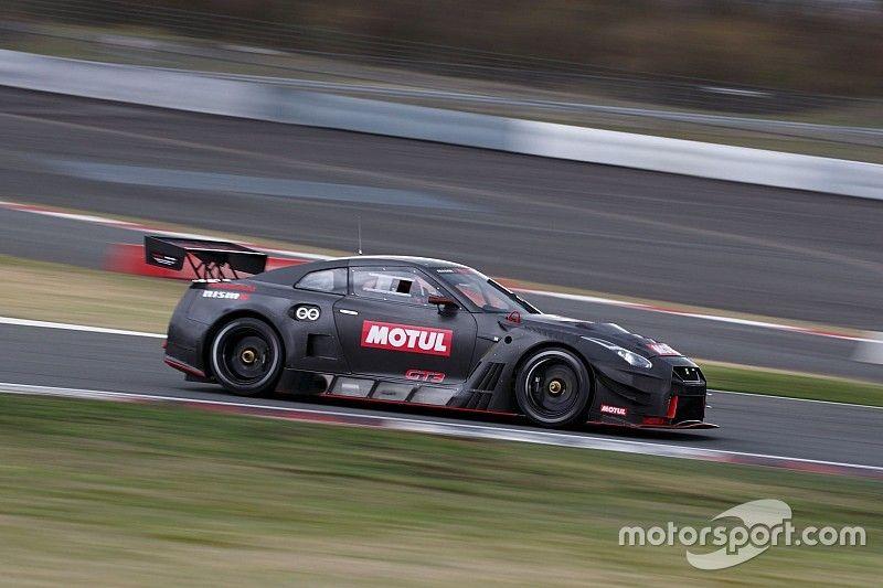 Premiers tests pour la nouvelle Nissan GT-R GT3