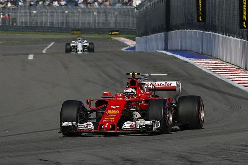 Räikkönen renoue avec le podium, son 85e en F1