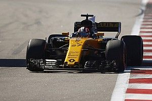 "Hulkenberg says Renault took ""good step"" in improving race pace"