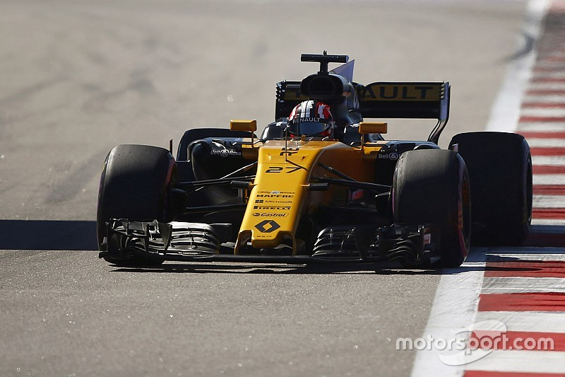 Hülkenberg confirme la solidité de Renault en qualifications