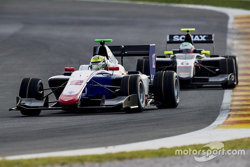 GP3 DRS restricted to fixed number of uses per race