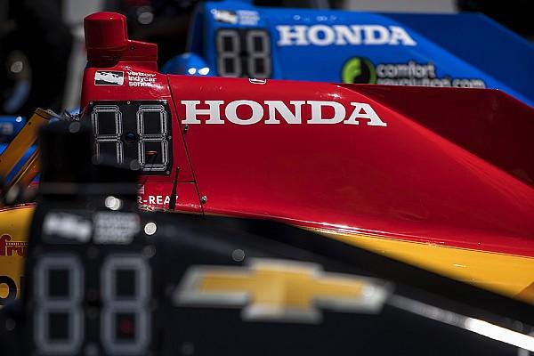 IndyCar Cambios aerodinámicos acercaron a Honda y Chevy, dice Cindric