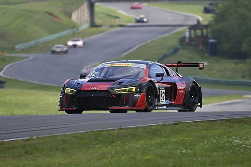 PWC Virginia: Skeen takes hard-fought SprintX pole