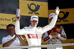 DTM Noticias de última hora Robert Wickens feliz con sus dos podios en el DTM