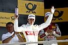 DTM Robert Wickens feliz con sus dos podios en el DTM