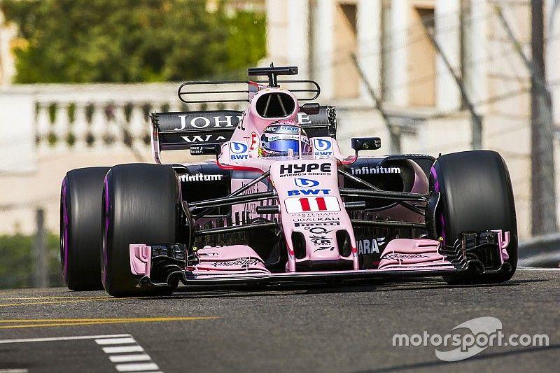 Force India: T-Flügel in F1 können wohl kaum noch extremer werden