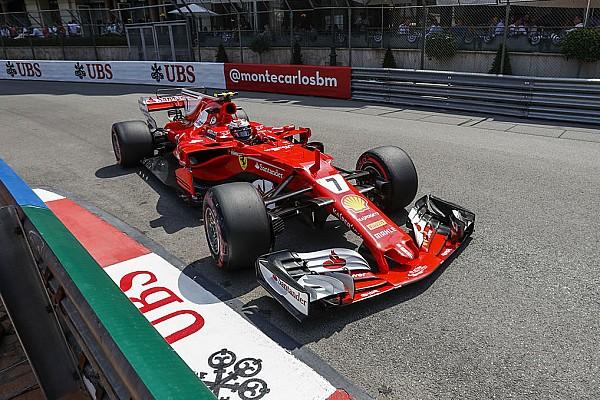 Формула 1 Результати Гран Прі Монако: стартова решітка в картинках