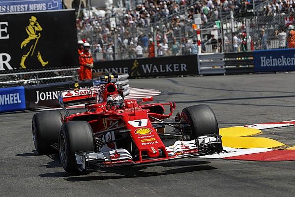 Формула 1 Інтерв'ю Райкконен: Поул – найкраще місце для старту в Монако