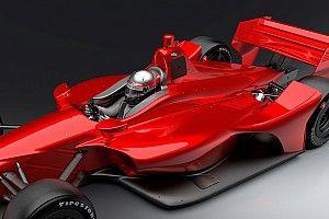 IndyCar perlihatkan desain aerokit musim 2018