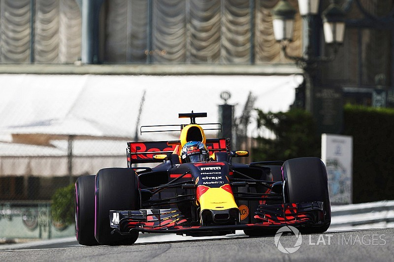 Red Bull introduit à son tour un T-wing sur sa monoplace