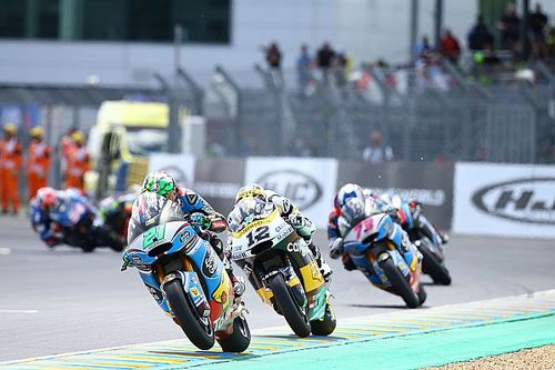 Triumph's Moto2 engine supply deal announced
