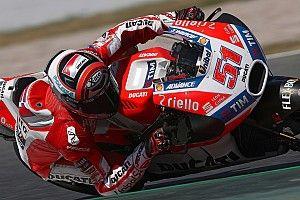 Ducati anuncia Pirro como wildcard para GP da Itália
