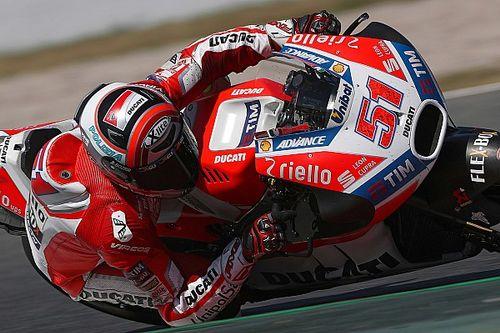 【MotoGP】ドゥカティ・テストライダーのピッロ、イタリアGPに参戦