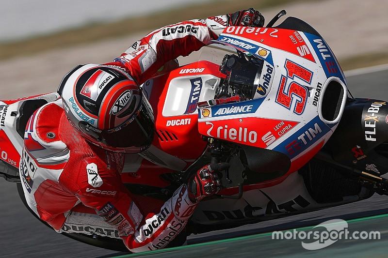 Ducati tester Pirro gets Mugello MotoGP wildcard