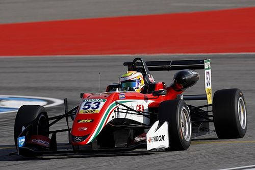 F3 Hockenheim: Ilott traint pole-position, Norris veilig op P2