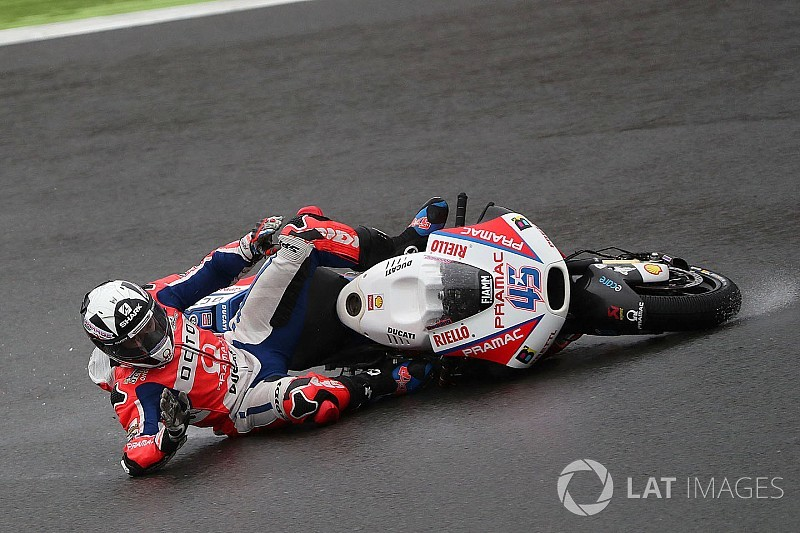 Statistik kecelakaan pembalap setelah MotoGP Motegi