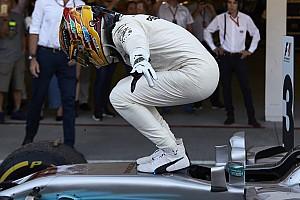 Hamilton, üst üste puan alma rekoruna yaklaşıyor