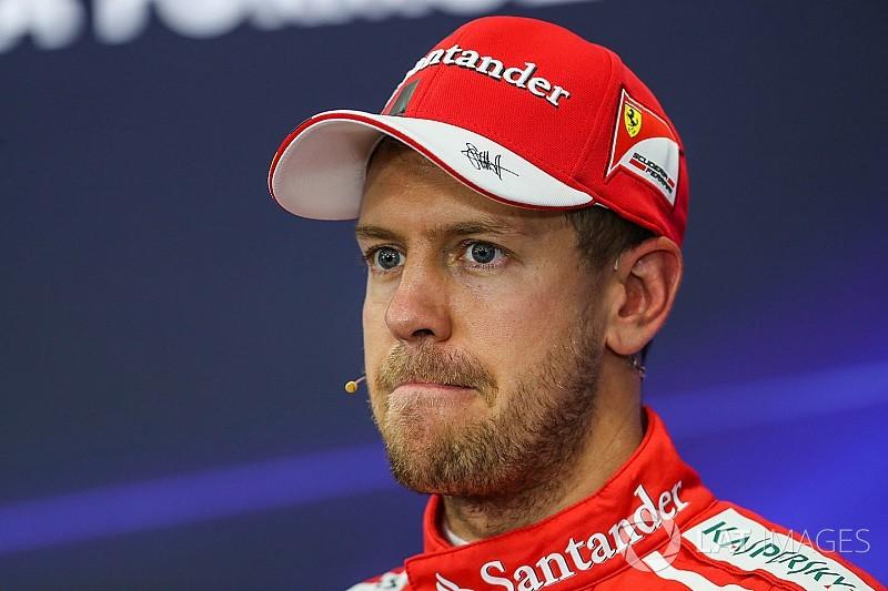 """""""Vettel precisa de um milagre para reagir"""", avalia Rosberg"""