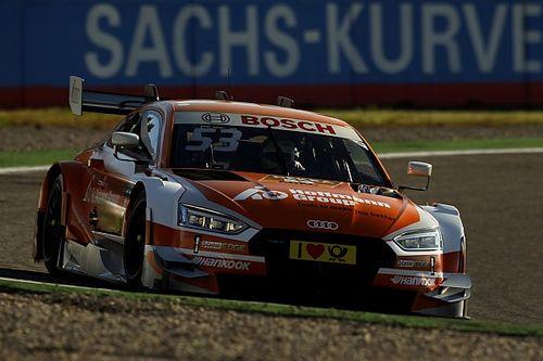 DTM: Green nyerte az első futamot a Hockenheimringen, csak audis lehet a bajnok holnap!