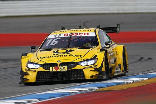 Hockenheim DTM: Glock grabs pole by 0.037s