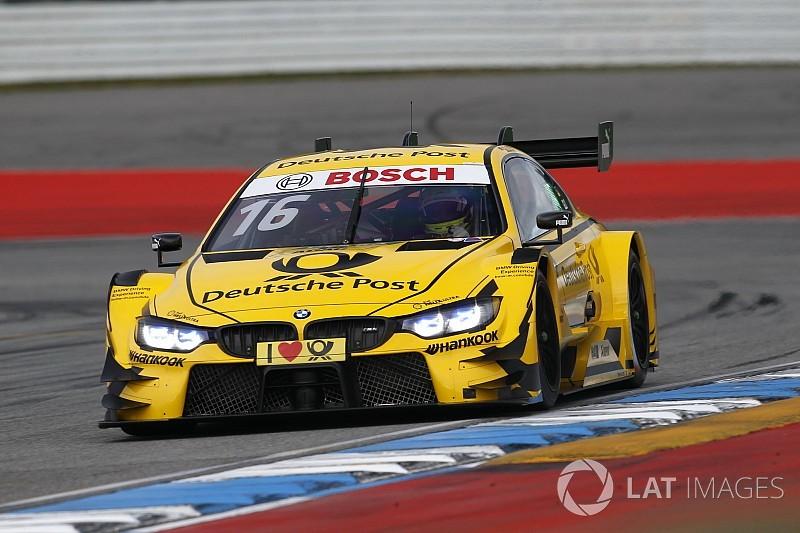 DTM Hockenheim: BMW claimt eerste startrij voor zaterdagrace