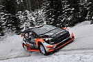WRC Ostberg says missing Corsica a boost for Argentina
