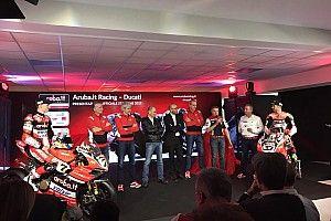 Die Ducatis von Chaz Davies und Marco Melandri vorgestellt