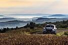 WRC WRC-Rallye Deutschland: Ford-Pilot Ott Tänak siegt