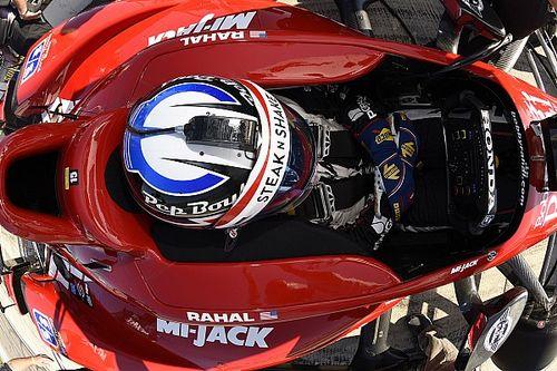 Watkins Glen IndyCar: Rahal tops opening practice