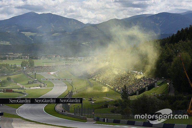 Wetter, Topspeed & Asphalt: Michelin in Spielberg gefordert