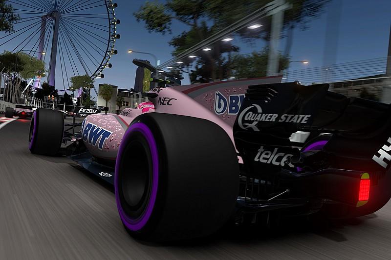 La F1 tendrá también videojuego para móviles