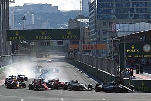 Fórmula 1 Noticias Azerbaiyán espera un mejor contrato con la F1