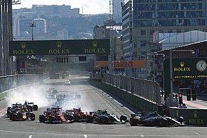 Baku quer voltar a ter F1 em junho depois de 2018