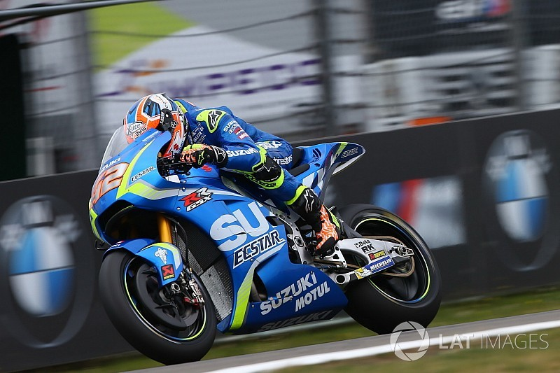 """Rins """"sorry"""" for holding up Petrucci in Rossi battle"""