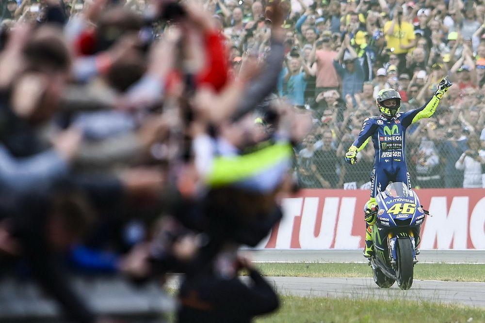 Dos años de sequía para Rossi