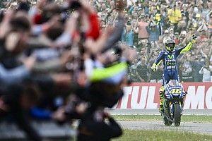 Due anni a secco di vittorie per Valentino Rossi