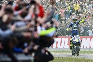 Ausência de Rossi não prejudica a audiência da MotoGP