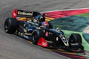 Formula V8 3.5 Preview Les enjeux F3.5 - Septième pole pour Fittipaldi