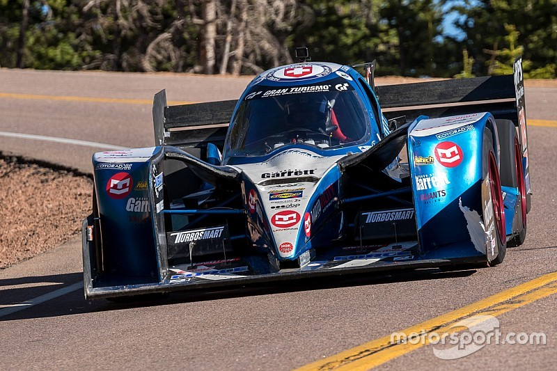 Lovefab Race Team And The Enviate Hypercar Finish 2nd In Cl At Pikes Peak